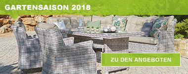 Gartensaison 2018