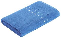 DUSCHTUCH 70/140 cm  - Blau, KONVENTIONELL, Textil (70/140cm) - Esposa