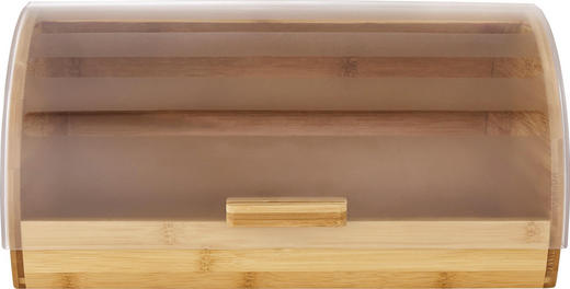 BROTKASTEN - Basics, Holz/Kunststoff (38/25/19cm) - Homeware