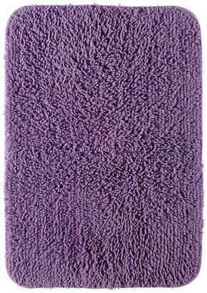 BADRUMSMATTA - lila, Basics, textil (55/80cm) - Boxxx