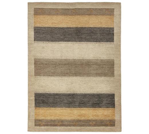 ORIENTTEPPICH 90/160 cm - Gelb/Grau, KONVENTIONELL, Textil (90/160cm) - Esposa