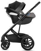 Babyschale Cloud S I-Size - Hellgrau/Schwarz, Basics, Kunststoff/Textil - Cybex