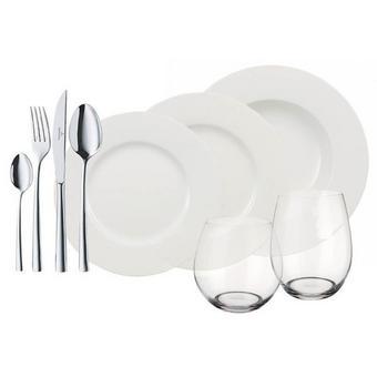 KOMBI SERVIS - bijela, Basics, keramika - Villeroy & Boch