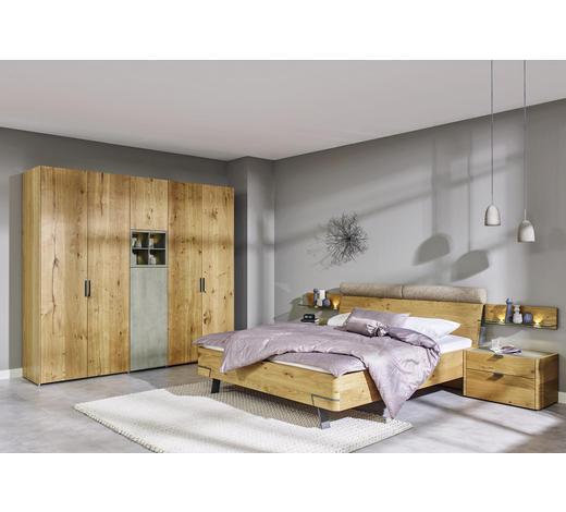 Schlafzimmer Eichefarben Grau Online Kaufen Xxxlutz
