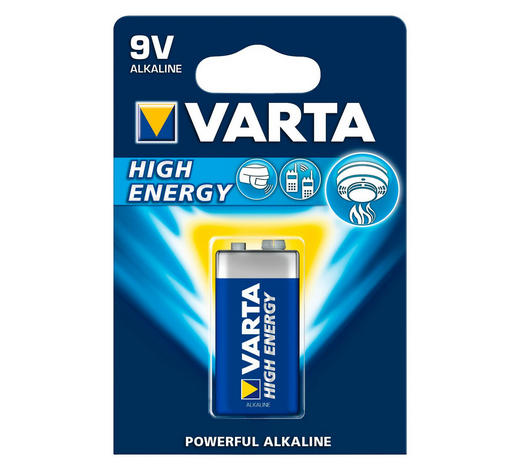 BATERIE - Basics (9.3/8.3/14.1cm) - Varta
