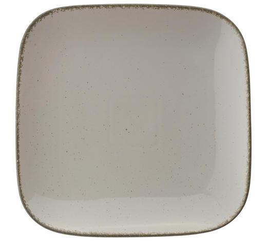TALÍŘ DEZERTNÍ, porcelán - šedá, Trend, keramika (22/22cm) - Ritzenhoff Breker