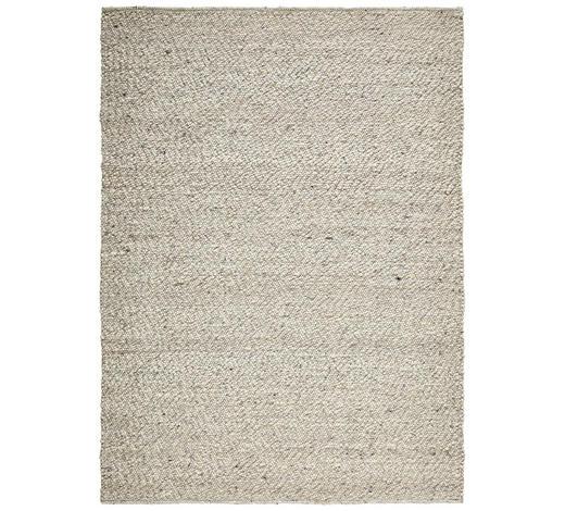HANDWEBTEPPICH  200/290 cm  Grau, Beige   - Beige/Grau, Naturmaterialien (200/290cm) - Linea Natura