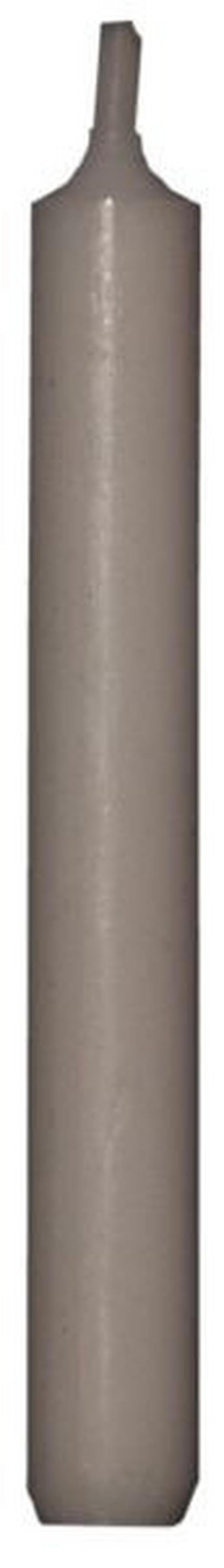 STABKERZE 18 cm - Weiß, Basics (18cm) - Steinhart