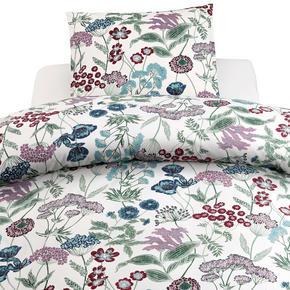 PÅSLAKANSET - grön/blå, Klassisk, textil (50/150/60/210cm)