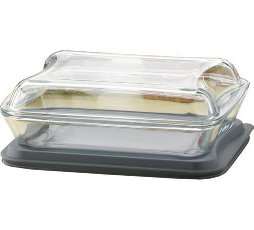 BRATFORM   2,5 L - Dunkelgrau, Basics, Glas/Kunststoff (2,5l) - Homeware Profession.