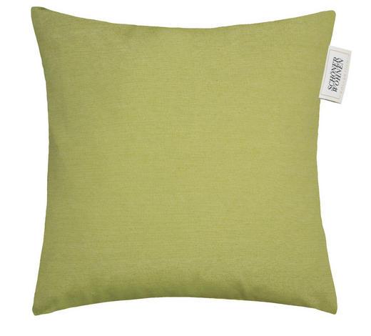 KISSENHÜLLE Grau, Hellgrün 38/38 cm - Hellgrün/Grau, Basics, Textil (38/38cm) - Schöner Wohnen
