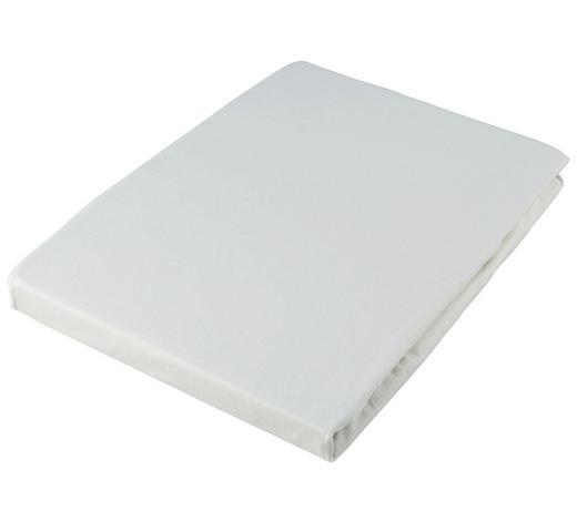 SPANNLEINTUCH 90/190 cm  - Weiß, Basics, Textil (90/190cm) - Fussenegger