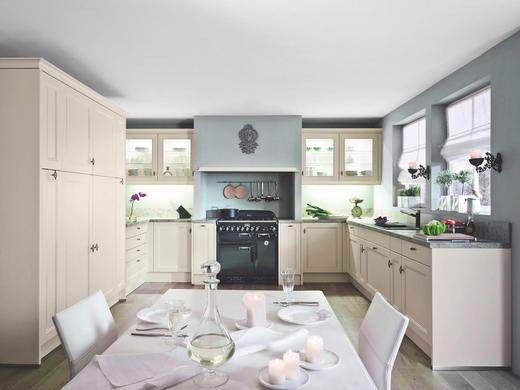 Einbauküche magnolie design kunststoff nolte küchen