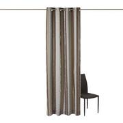 ÖSENSCHAL   140/250 cm - Creme/Braun, Design, Textil (140/250cm) - Joop!