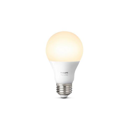 LED-LEUCHTMITTEL HUE WHITE  E27 9,5 W - Weiß, Design, Kunststoff (6,1/11,0/6,1cm) - Philips