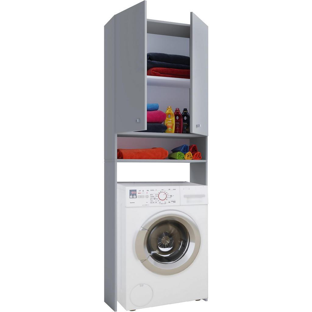 MID.YOU Waschmaschinenverbau grau