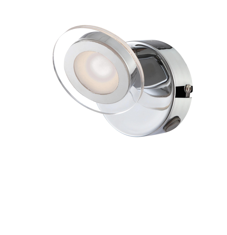 LED-STRAHLER - Design, Kunststoff/Metall (9/13/15cm)