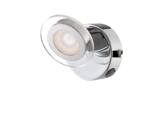 LED-STRAHLER - Design, Kunststoff/Metall (15/13/9cm)