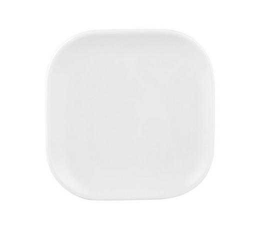 SERVIERPLATTE - Weiß, Basics, Keramik (12/12cm) - Seltmann Weiden