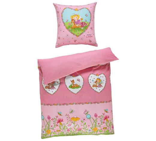 Lillifee Bettwäsche Biber Rosa 135200 Cm Online Kaufen Xxxlutz