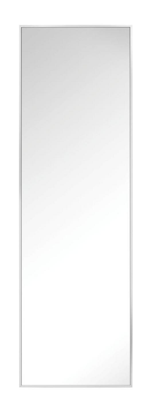 SPIEGEL Alufarben - Alufarben, Design, Metall (50/160/4cm) - Xora