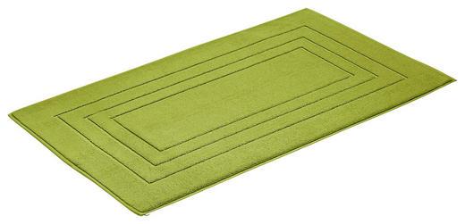 BADTEPPICH in Grün - Grün, Basics, Textil (60/100cm) - Vossen