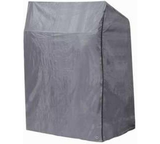 SCHUTZHÜLLE 128/105/160/140 cm - Anthrazit, Basics, Textil (128/105/160/140cm)