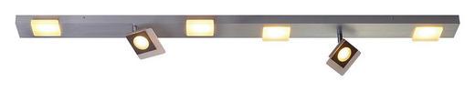 LED-DECKENLEUCHTE - Design, Metall (115/8/12cm)