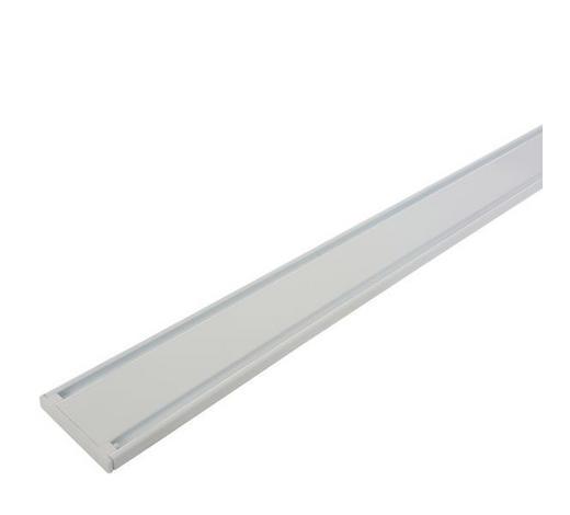 VODILICA ZAVJESA bijela, metal - bijela, Konvencionalno, metal (250cm) - Homeware