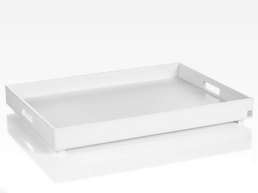 TABLETT - Weiß, Design (66/6/47cm) - Joop!