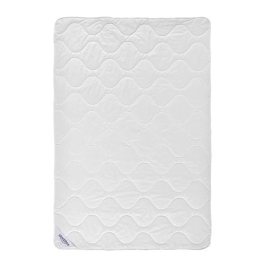 SOMMERBETT  155/220 cm - Creme, Basics, Textil (155/220cm) - Sleeptex