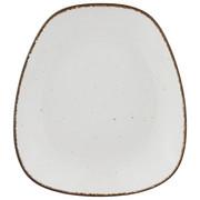TELLER 20/22,5 cm - Creme, Trend, Keramik (20/22,5cm) - Ritzenhoff Breker