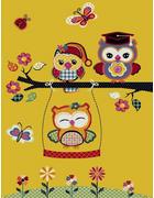 OTROŠKA PREPROGA DIAMOND KIDS - rumena/večbarvno, Konvencionalno, tekstil (120/170cm) - Boxxx