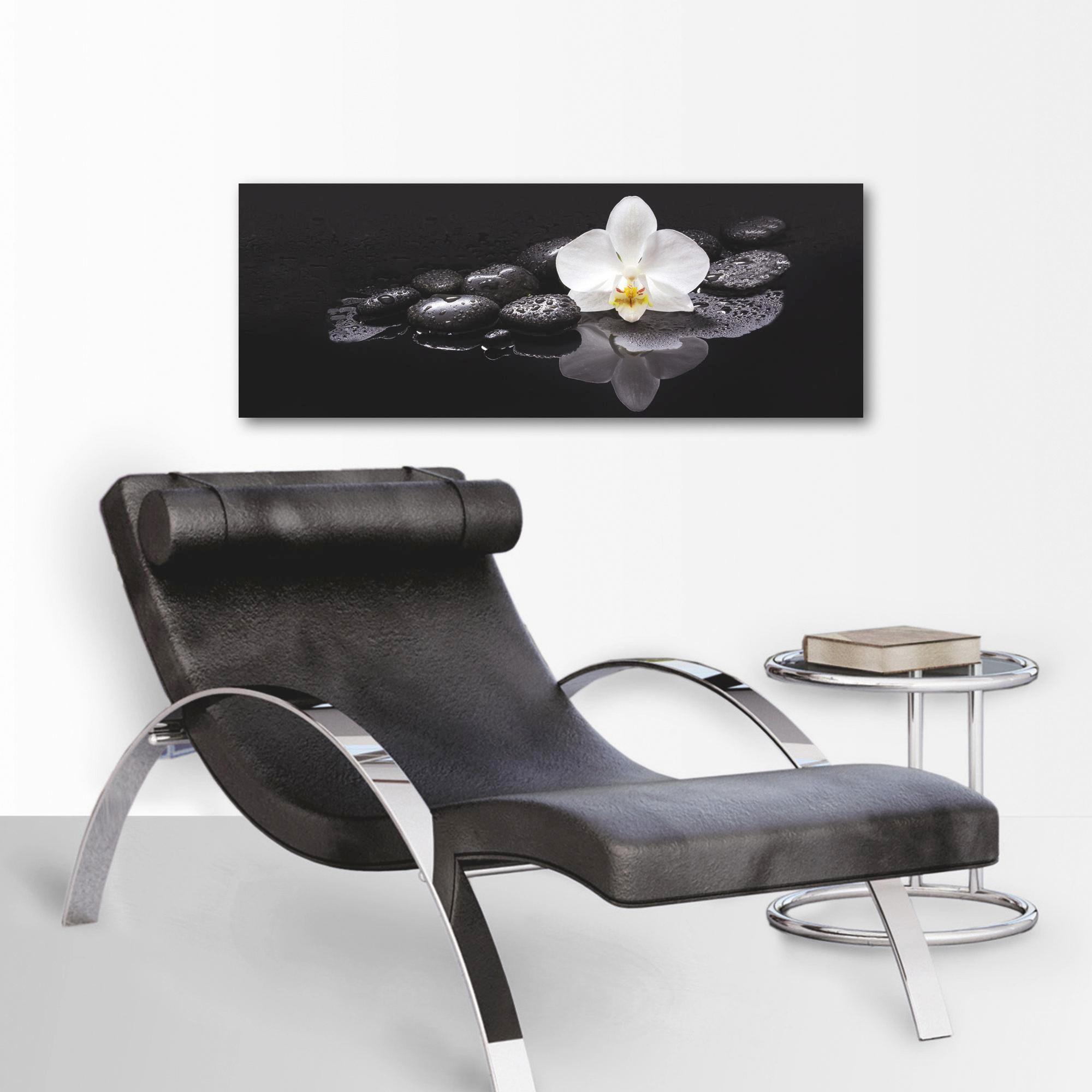 STEKLENA SLIKA - večbarvno, Design, steklo (80/30cm)