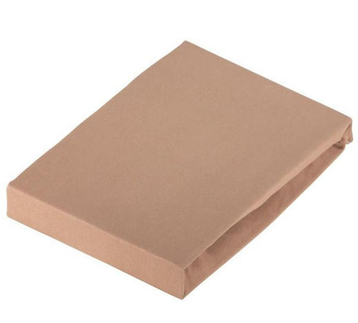 PLAHTA S GUMICOM - bež, Konvencionalno, tekstil (100/200cm) - Schlafgut