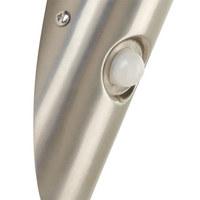 AUßENLEUCHTE - KONVENTIONELL, Kunststoff/Metall (7,6/40cm) - Boxxx