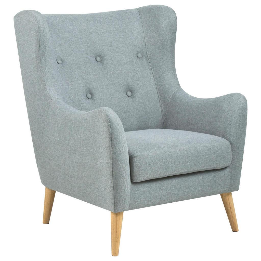 Carryhome Sessel Webstoff Grau Sofas Ecksofas Günstiger Kaufen