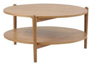 SOFFBORD - ekfärgad, Klassisk, trä (85/48cm)