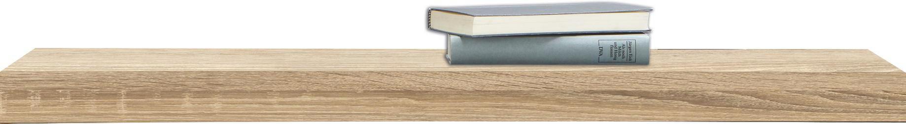 WANDBOARD in Sonoma Eiche - Sonoma Eiche, Design, Holzwerkstoff (90/25cm)