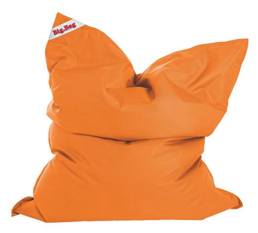 SITZSACK Orange - Orange, Design, Textil (125/155cm) - Carryhome