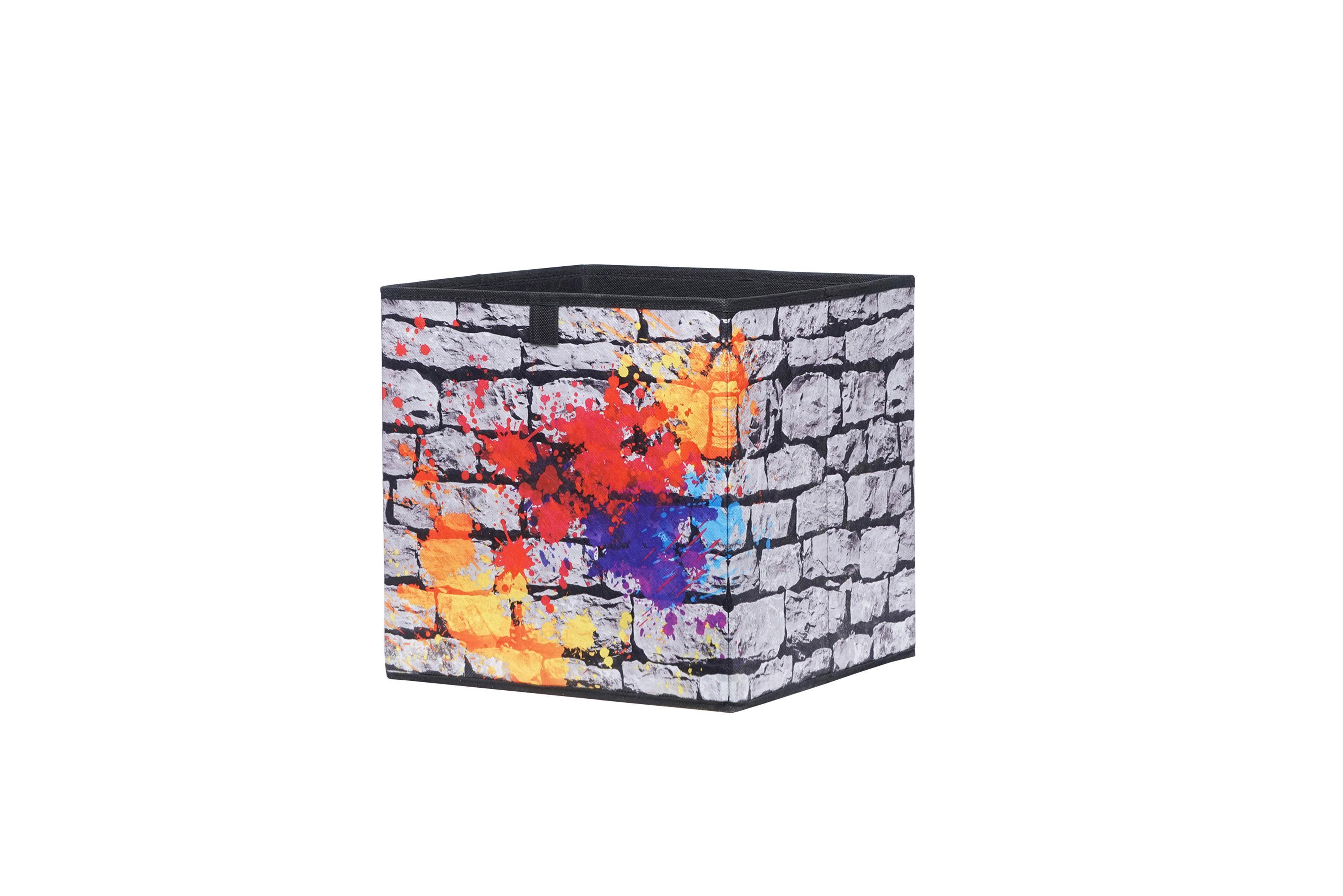 SKLOPIVA KUTIJA - Design, plastika (32/32/32cm) - CARRYHOME