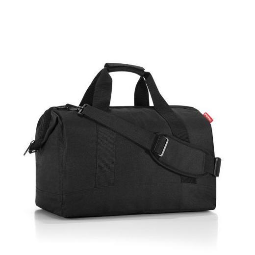 ALLROUNDER L BLACK - Schwarz, Basics, Textil - Reisenthel