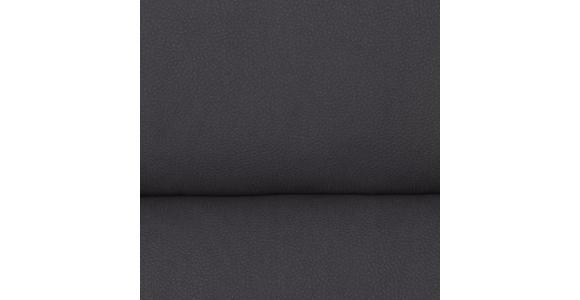 FERNSEHSESSEL in Textil Grau  - Schwarz/Grau, KONVENTIONELL, Textil (76/106/82-158cm) - Cantus