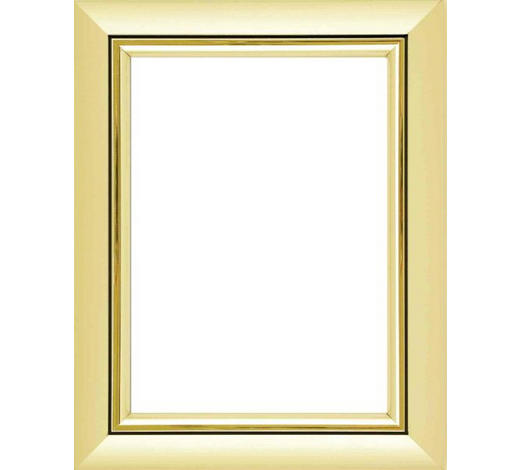 RÁM NA OBRAZY, 23/18/2 cm, barvy zlata - barvy zlata, Basics, umělá hmota/sklo (23/18/2cm)