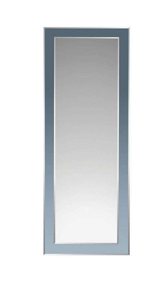 SPIEGEL Schwarz - Silberfarben/Schwarz, Design, Glas (60/160/1,5cm) - BOXXX