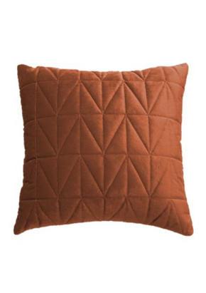 KUDDFODRAL - kopparfärgad, Design, textil (45/45cm)