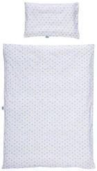 BABYBETTWÄSCHE - Blau/Weiß, Basics, Textil (100/135cm) - Odenwälder