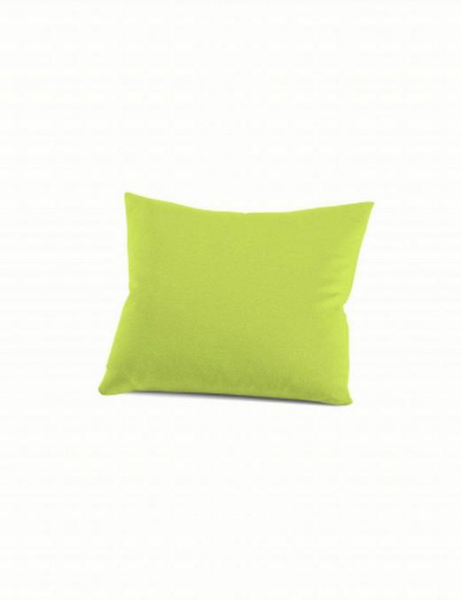 KISSENHÜLLE - Grün, Basics, Textil (40/60cm) - Schlafgut