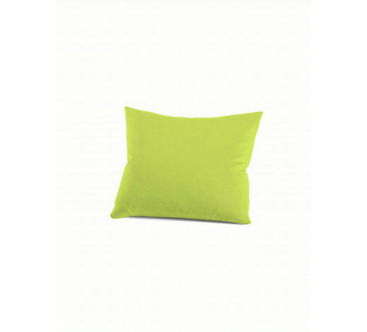 KISSENHÜLLE - Grün, Basics, Textil (40/40cm) - Schlafgut
