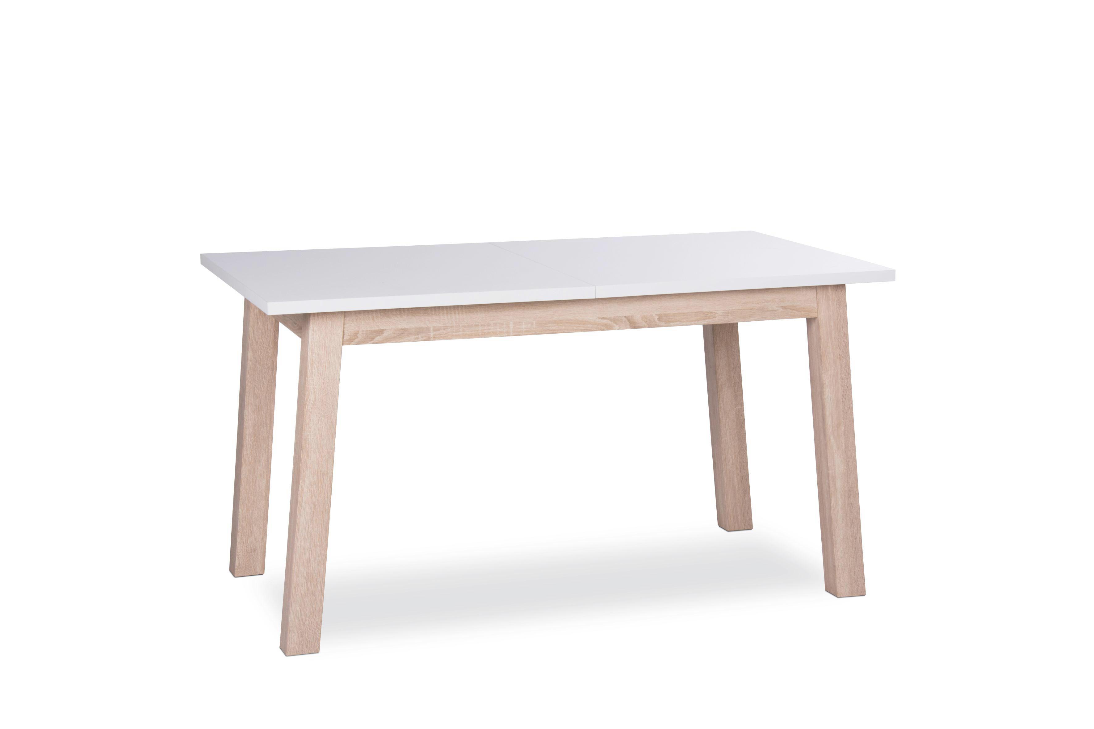 ESSTISCH Sonoma Eiche, Weiß online kaufen ➤ XXXLutz